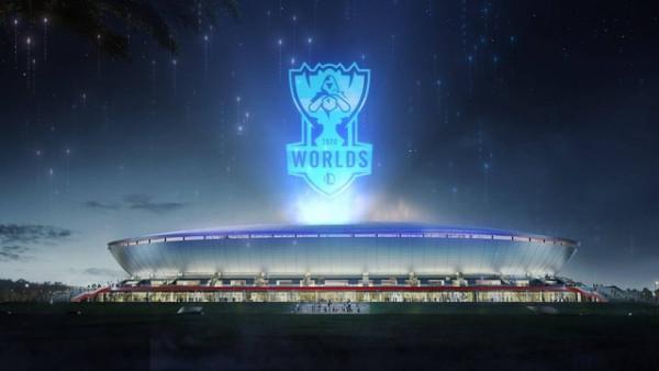Trận chung kết sẽ được diễn ra ở sân vận động Phố Đông - Thượng Hải |VUA-THE-THAO