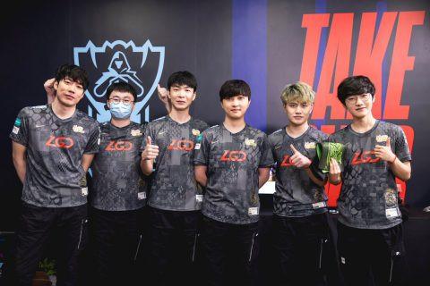 LGD Gaming không vượt qua vòng bảng CKTG 2020 |VUA-THE-THAO