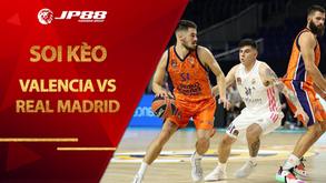 Kèo bóng rổ – Valencia vs Real Madrid – 0h30 – 2/11/2020