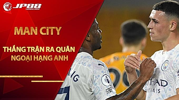 Man City thắng trận ra quân Ngoại hạng Anh