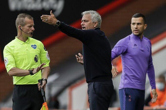 Mourinho từng chỉ trích khi Man City thoát án cấm dự Cúp châu Âu.  |VUA-THE-THAO