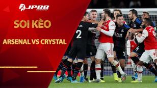 Soi kèo nhà cái Arsenal vs Crystal Palace, 03h00 ngày 15/1, Ngoại hạng Anh