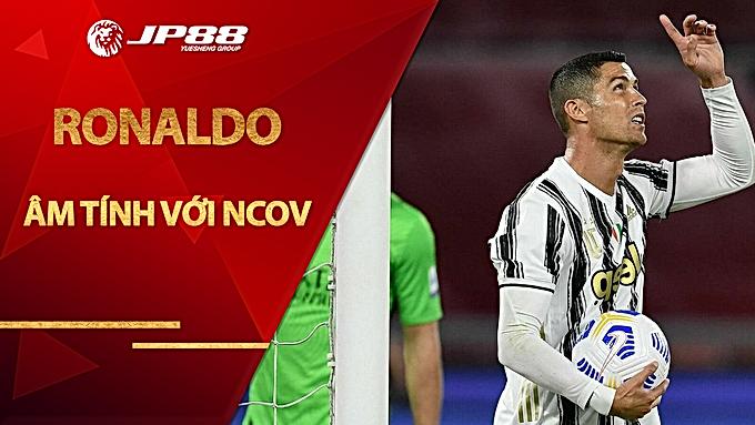 Ronaldo âm tính với nCoV