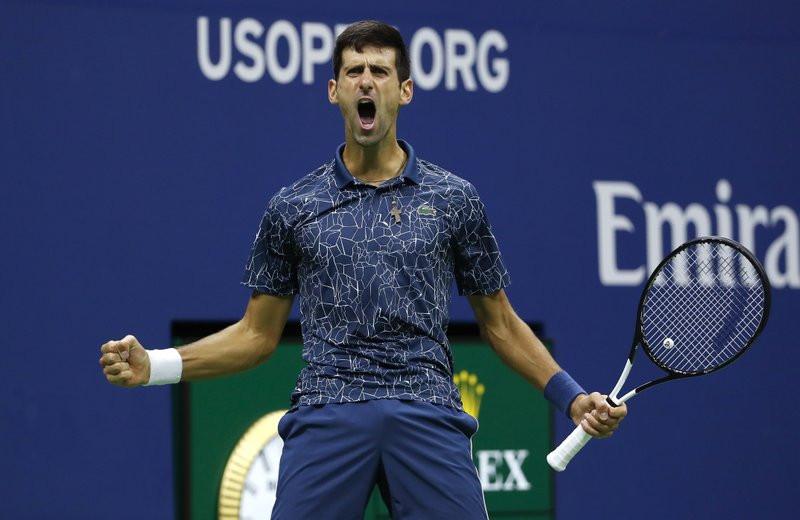 Djokovic từng ba lần vô địch Mỹ Mở rộng, vào các năm 2011, 2015 và 2018  VUA-THE-THAO