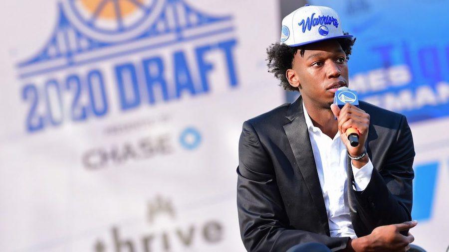 James Wiseman là 2nd pick trong ngày Draft vừa qua |JP88