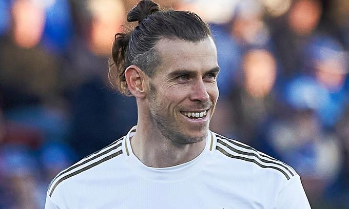 Bale từng thi đấu cho Tottenham giai đoạn 2007-2013 |VUA-THE-THAO