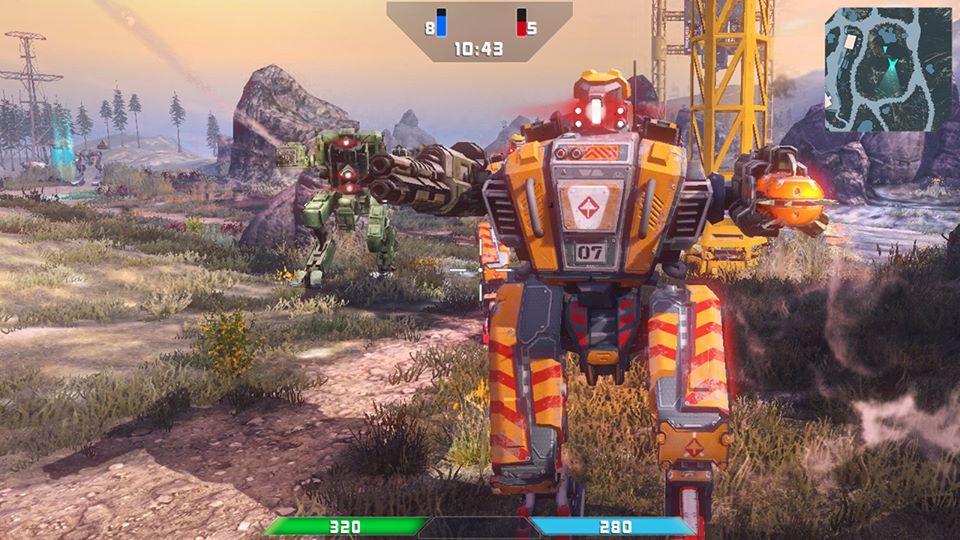 Titan Glory – Game đấu trường thiết kế như Apex Legends vừa ra mắt |ST666-VN-GAMES