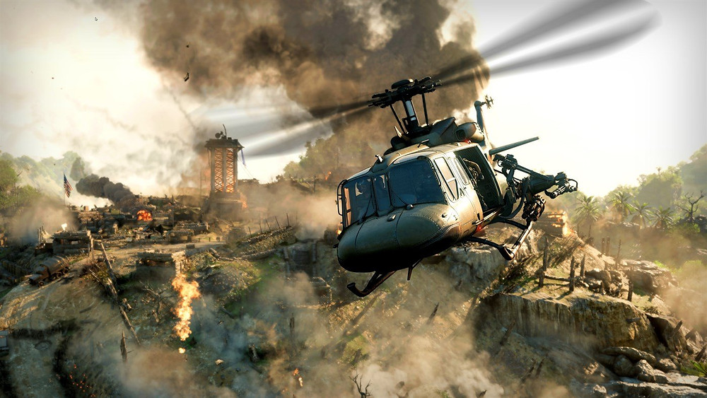 Call Of Duty Korea sẽ lấy đề tài chiến tranh Hàn Quốc vô cùng nhạy cảm |VNGAMES