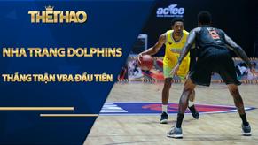 Vượt qua Mike Bell, LaMontray Harris giúp Nha Trang Dolphins thắng trận VBA đầu tiên