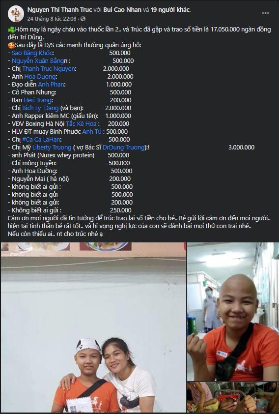 Dòng trạng thái trên facebook Nguyễn Thị Thanh Trúc |VUA-THE-THAO