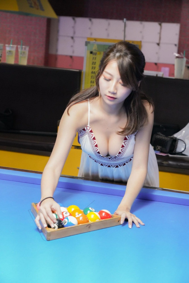 Vòng ngực siêu khủng của cô nàng có thể khiến cho nhiều người mất tập trung  ST666-VN-GAMES