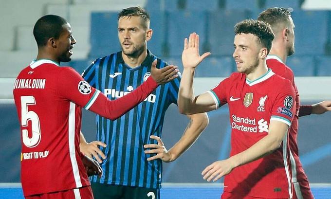 Jota (phải) ghi bàn trong bốn trận gần nhất |JP88