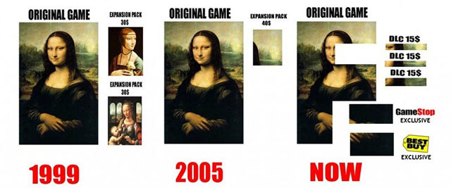 Chính nguồn lợi nhuận đó là nguyên nhân nhiều hãng game ra mắt DLC liên tục |ST666-VN-GAMES
