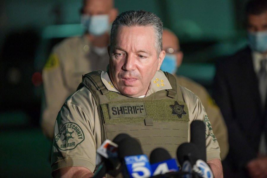 Cảnh sát trưởng Los Angeles bất ngờ nhắc tới LeBron James  VUA-THE-THAO