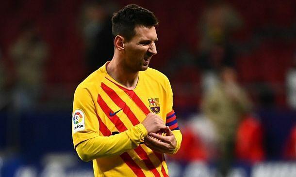 Messi đòi ra đi hè 2020, nhưng Chủ tịch Bartomeu không bán. Mùa này Messi ghi bảy bàn qua 12 trận |JP88