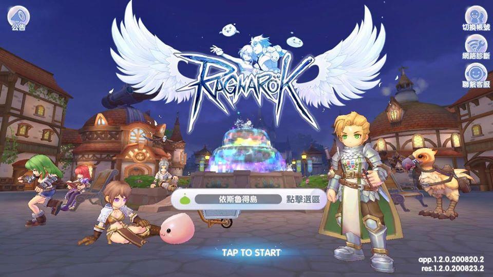 Ragnarok X: Next Generation thử nghiệm ở Đài Loan trước khi đến SEA |ST666-VN-GAMES