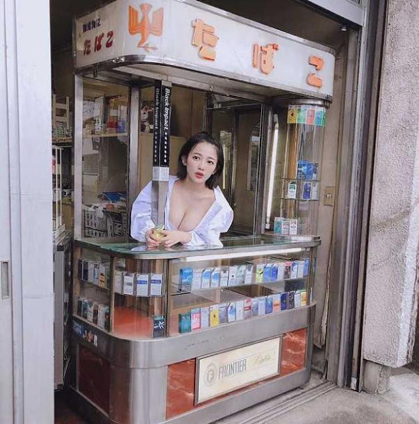 Cô nàng chỉ cao 1m48 nhưng sở hữu vòng một hơn 1 mét siêu khủng, Jun Amaki được mệnh danh là Kate Upton xứ Phù Tang.  ST666-VN-GAMES