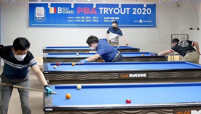 Các cơ thủ chuẩn bị cho chặng PBA Tour trị giá 4,9 tỷ đồng tại Hàn Quốc |VUA-THE-THAO