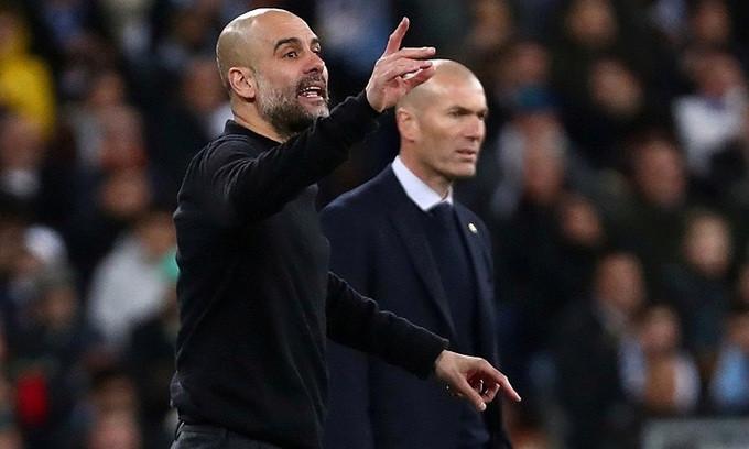 Guardiola lo ngại Man City mắc sai lầm trước một đối thủ già dơ như Real.  |VUA-THE-THAO