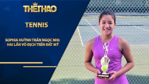 Sophia Huỳnh Trần Ngọc Nhi: Hai lần vô địch trên đất Mỹ