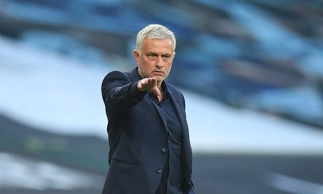 Mourinho vẫn chưa thể tạo ra một Tottenham ưng ý, dù cầm quân được 10 tháng. |VUA-THE-THAO