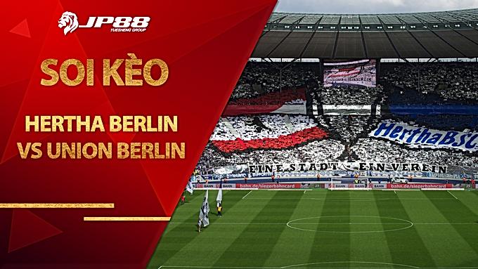 Soi kèo nhà cái Hertha Berlin vs Union Berlin, 02h30 ngày 5/12, Bundesliga