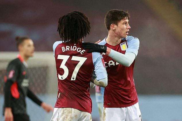 Aston Villa dùng cầu thủ trẻ đấu Cup FA với Liverpool hôm 8/1 |Jp88