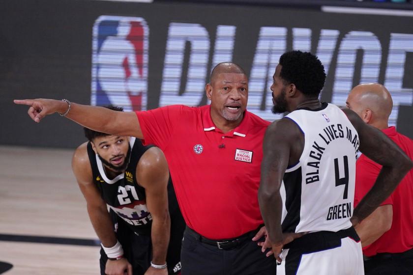 Rivers gây thất vọng khi không thể giúp Clippers vào Chung kết miền đầu tiên trong lịch sử |VUA-THE-THAO
