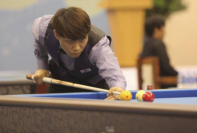 Cơ thủ nổi tiếng người Hàn Quốc - Choi Sung Won |VUA-THE-THAO