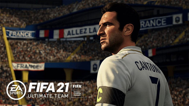 King Eric có mặt trong FIFA 21 đã làm nhiều fan MU thổn thức.   ST666-VN-GAMES