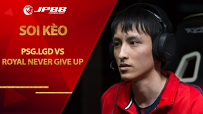 Soi Kèo PSG.LGD vs Royal Never Give Up – Dota 2 – CDA-FDC Professional Championship