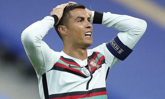 Ronaldo đang sở hữu 101 bàn trong màu áo tuyển Bồ Đào Nha |VUA-THE-THAO