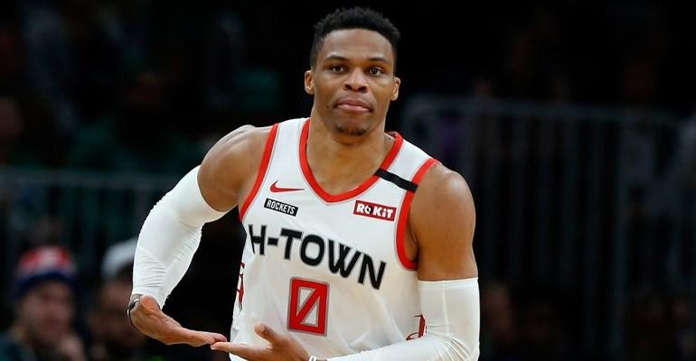 Westbrook gần như đã hoàn toàn bình phục. |JP88