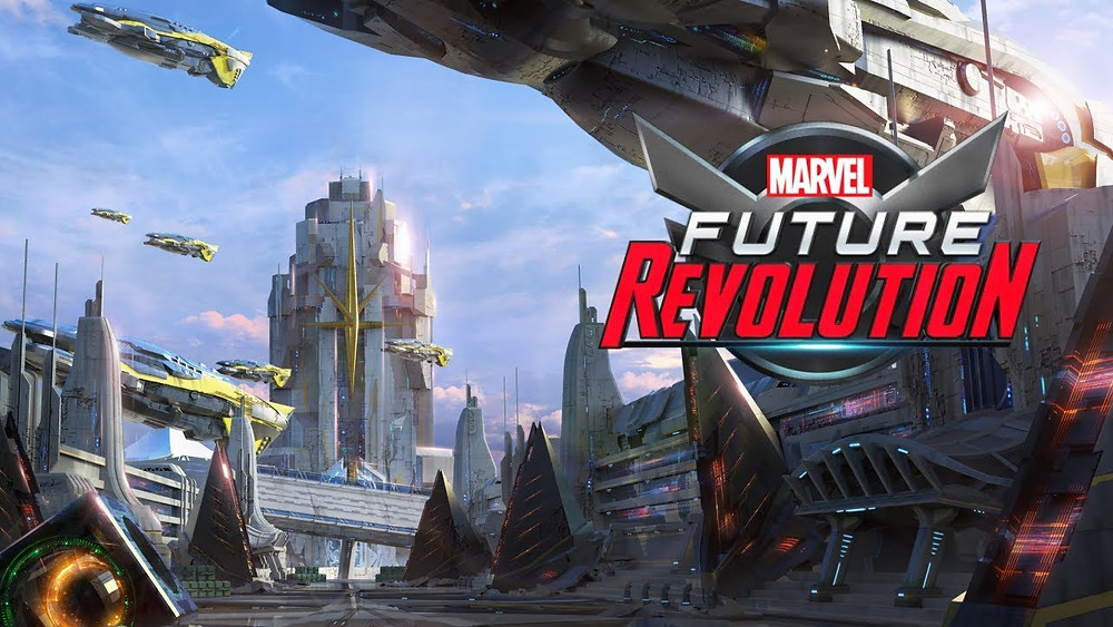 Marvel Future Revolution chuẩn bị ra mắt năm nay |VNGAMES