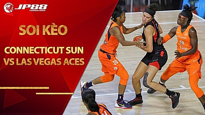 Kèo bóng rổ Connecticut Sun vs Las Vegas Aces – 04/09/2020