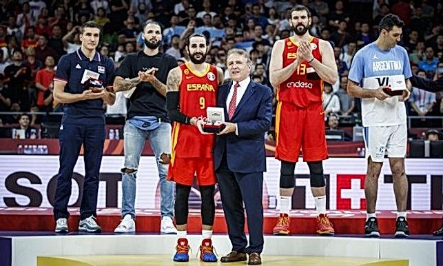 MVP FIBA World Cup 2019 xác nhận đã từng dương tính với COVID-19