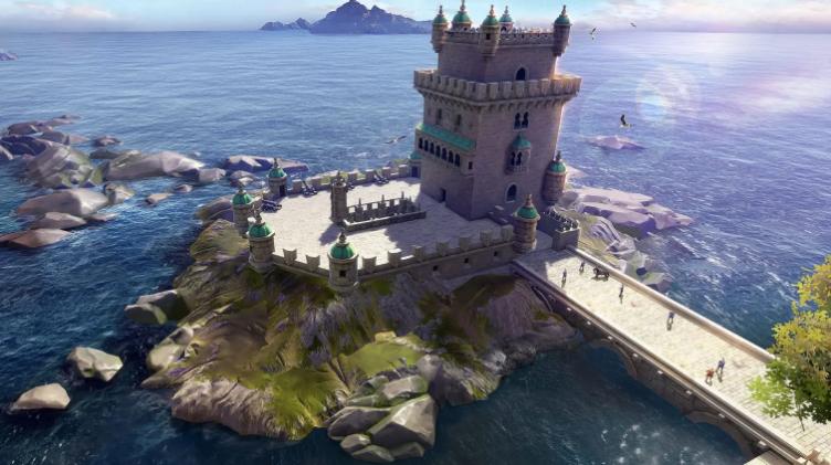 Sea of Dawn – Lê Minh Chi Hải sở hữu đồ họa 'khủng' |ST666-VN-GAMES
