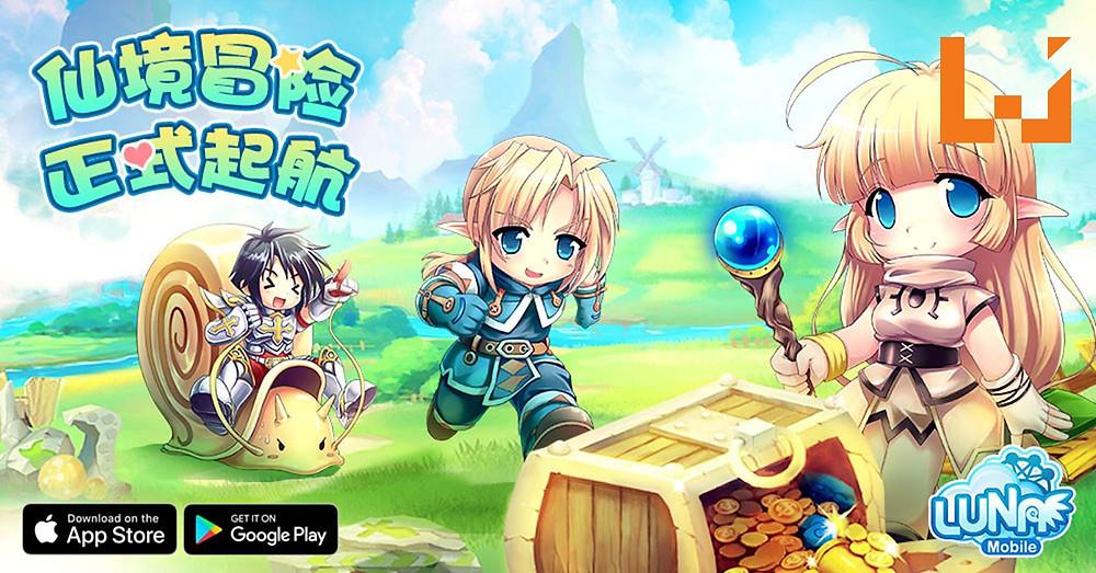 Game thủ đã có thể tải Luna Mobile, tham gia chơi trước ngay bây giờ |ST666-VN-GAMES