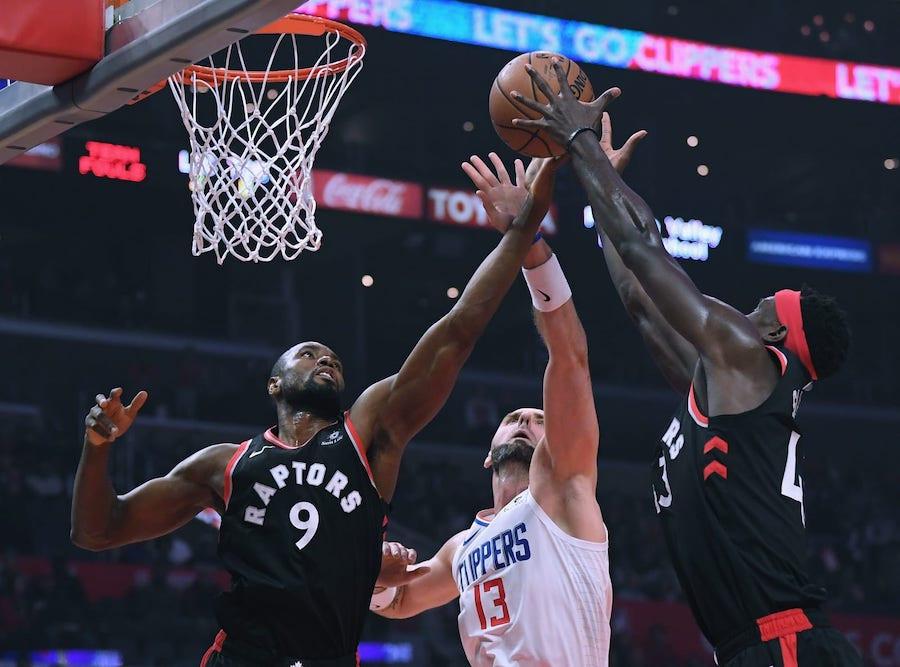 Clippers có được bản hợp đồng chất lượng đầu tiên |JP88