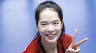 Hoa khôi Lê Thanh Thúy gây sốt, fan bóng chuyền tiếc nuối Dương Thị Hên