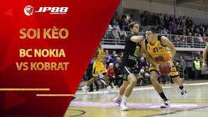 Kèo bóng rổ – BC Nokia vs Kobrat – 23h30 – 28/10/2020