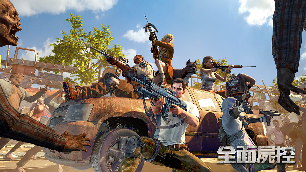 State of Survival – Game SLG mobile Trung Quốc số 1 thế giới tháng 07 |ST666-VN-GAMES