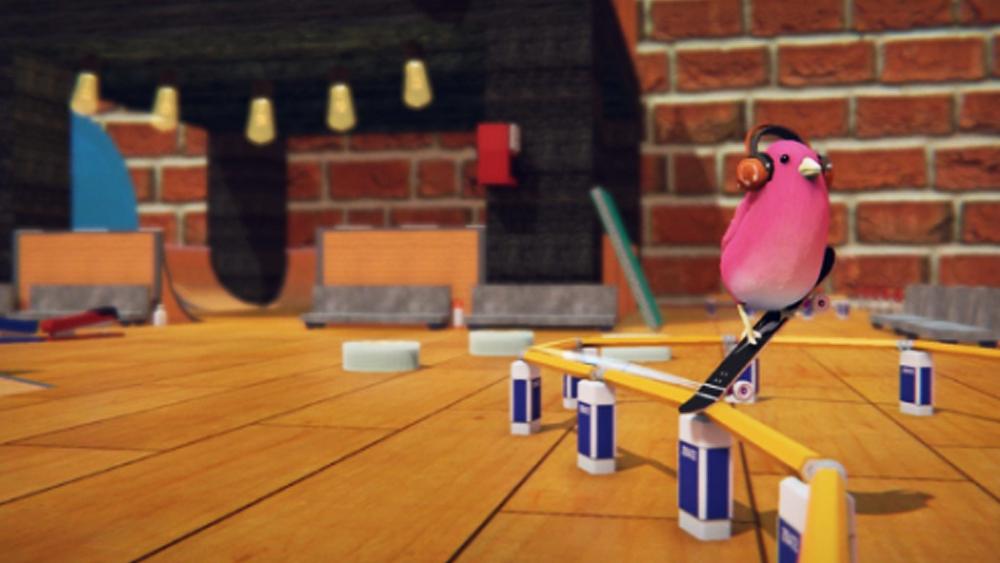 SkateBird là tựa game trượt ván rất đáng yêu |ST666-VN-GAME
