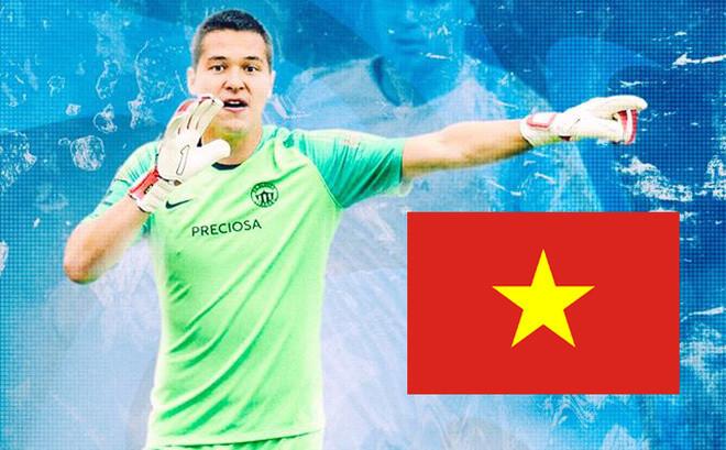 Filip Nguyễn đã lựa chọn khoác áo ĐT Séc. |VUA-THE-THAO