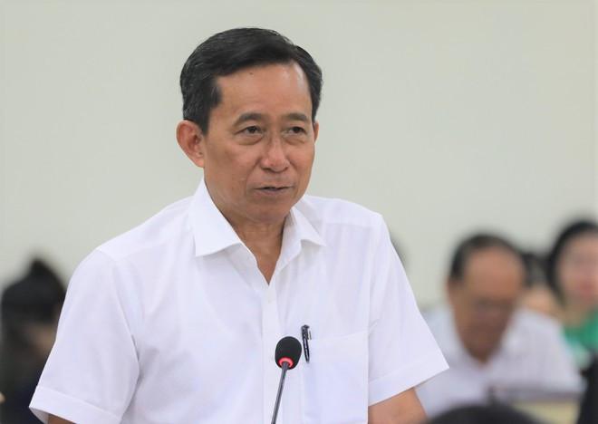 Ông Trương Văn Lắm, Giám đốc Sở Nội vụ TP.HCM  JP88