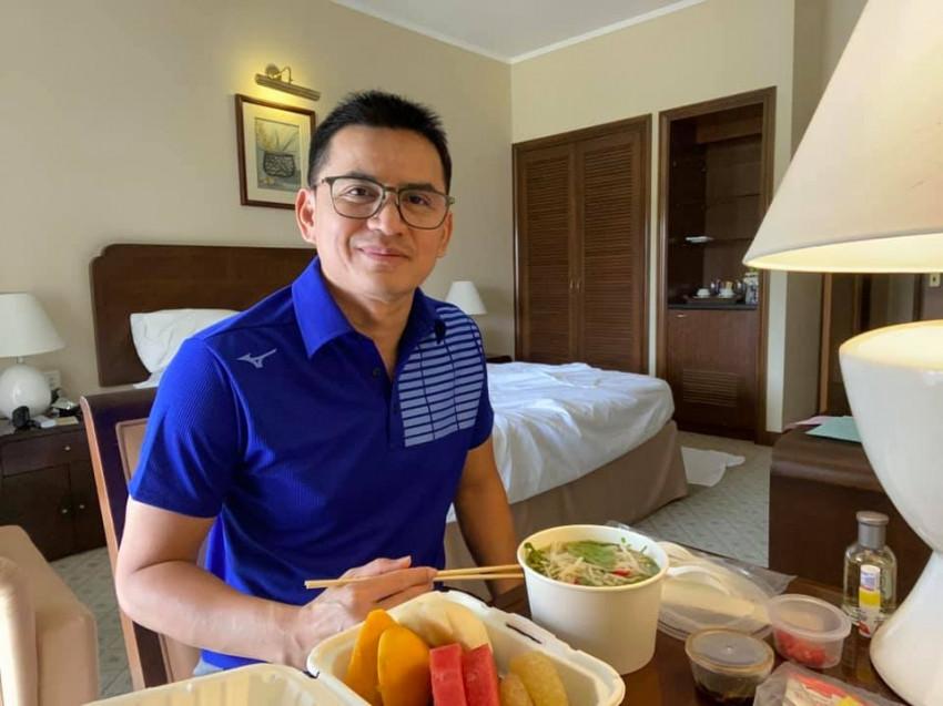 Kiatisak khen ngợi công tác cách ly y tế, phòng chống dịch bệnh ở Việt Nam |VUA-THE-THAO