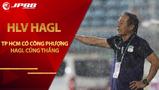 HLV HAGL: 'TP HCM có Công Phượng, chúng tôi cũng thắng'