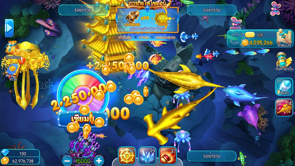 Survival Fisher – Game bắn cá 3D mới nhất có nhiều trải nghiệm hấp dẫn |ST666-VN-GAME