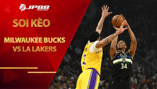 Kèo nhà cái bóng rổ – Milwaukee Bucks vs LA Lakers – 7h30 – 22/1/2021
