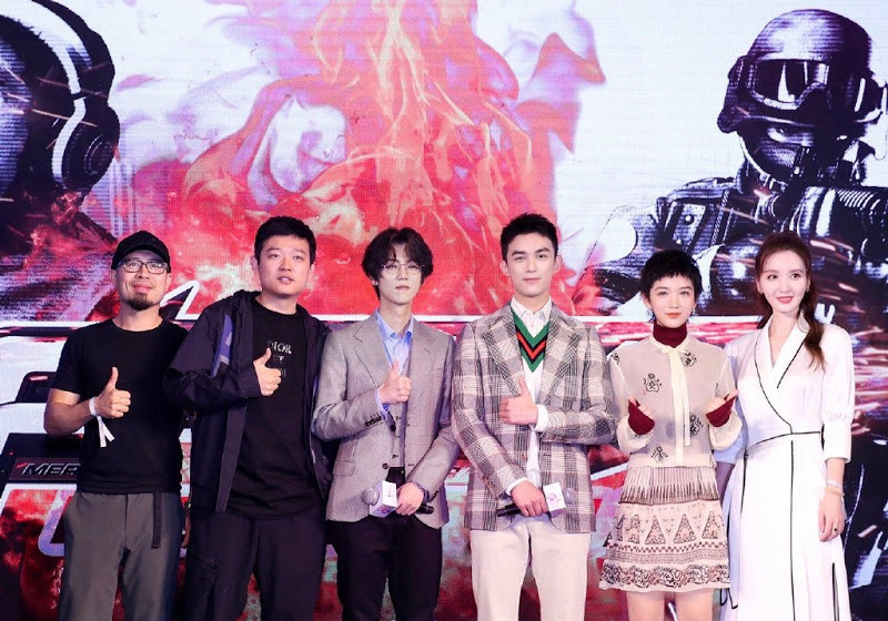 Đoàn làm phim Đột Kích trong buổi ra mắt báo giới |VUA-THE-THAO